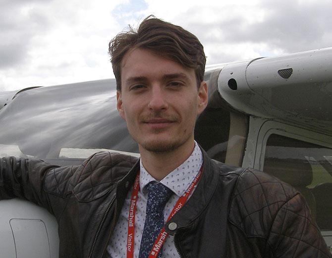 Anatoly Postovalov - Freelance Flying Instructor