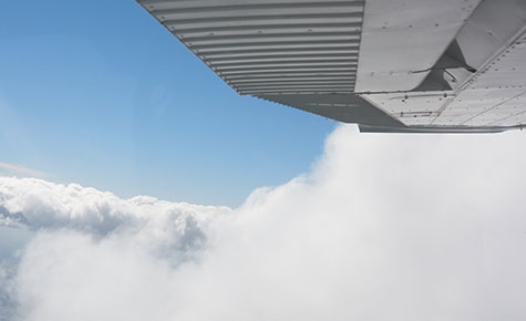 Cessna wing