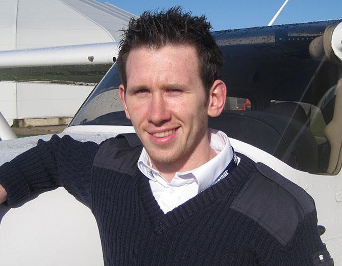 Michael Skakles - Freelance Flying Instructor
