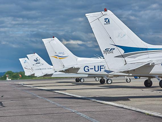 Aero Club Aircraft