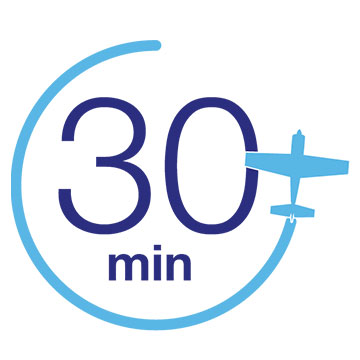 30 min icon