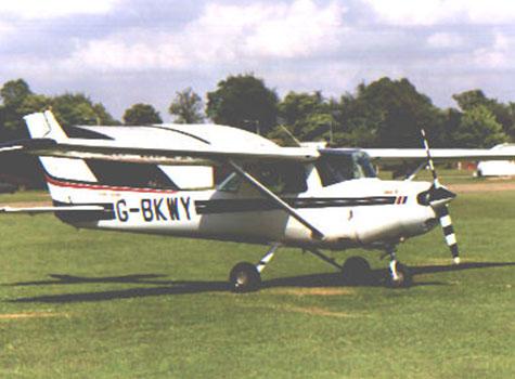 First Cessna 172